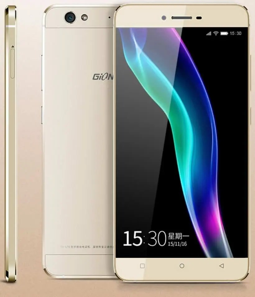 Gionee S6: $300, 8-core, AMOLED, yet nothing special