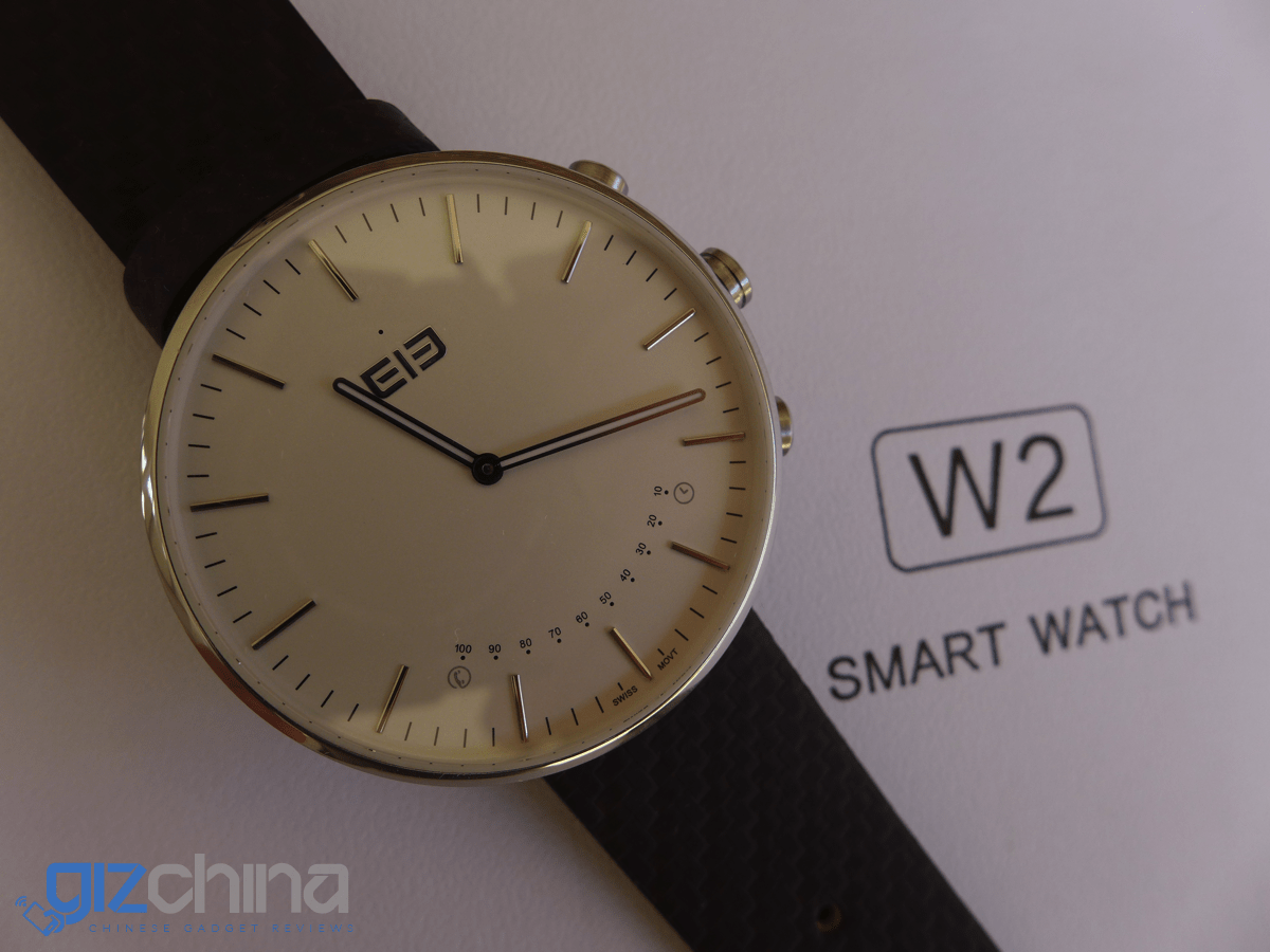 Elephone W2 wearable review
