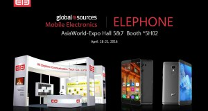 ELEPHONE HK Exhibition