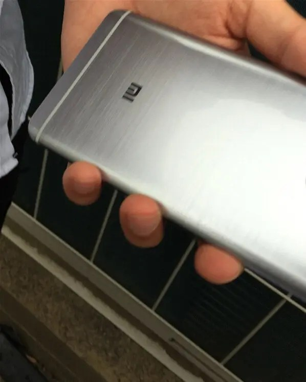 Xiaomi Redmi Pro photo shows more of that brushed body