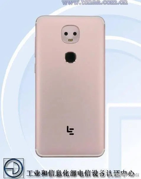 LeEco Le2S visits TENAA with a happy face