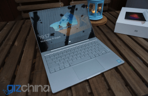 xiaomi mi book air hands on
