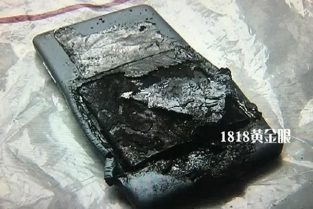 eksplodujący telefon Xiaomi