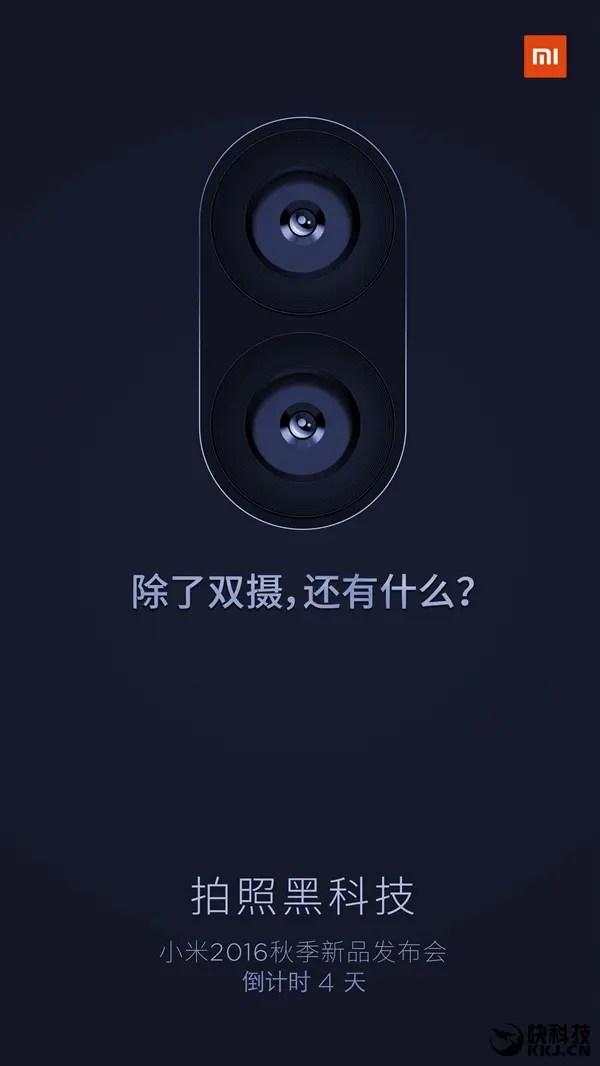 Xiaomi Mi5S, cena i specyfikacja ujawniona.