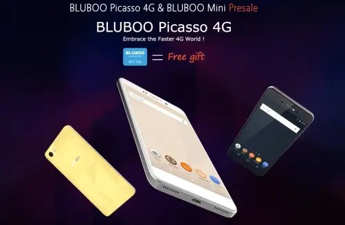 Bluboo Picasso 4G or Bluboo Mini for under $10 ?