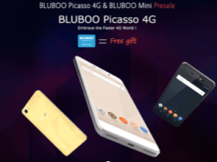 bluboo picasso nfc