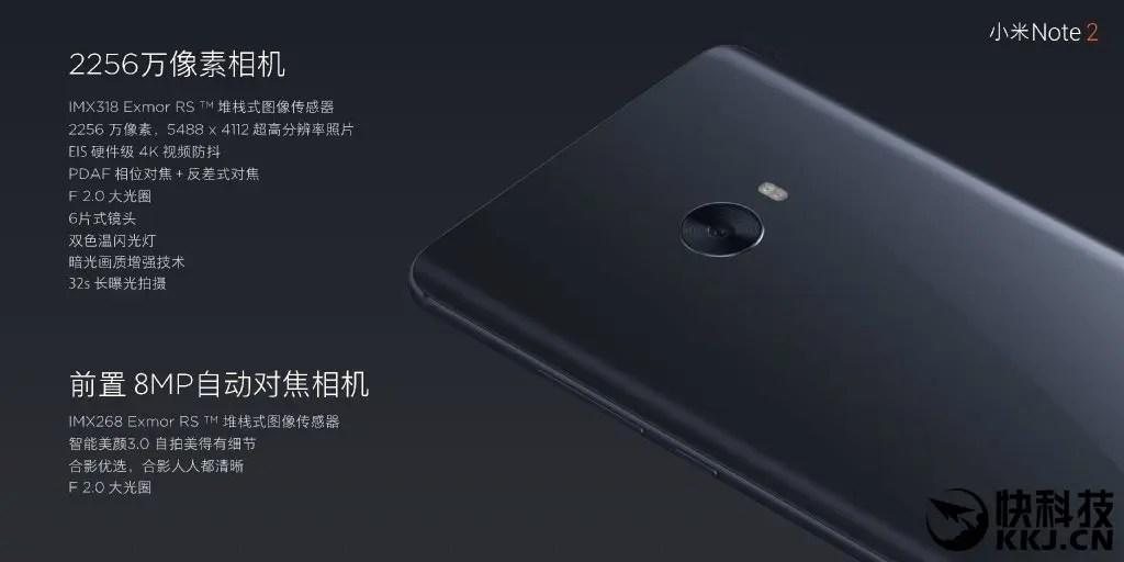 See: Xiaomi Mi Note 2 Camera Samples