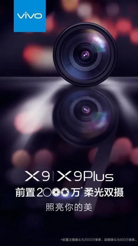 Vivo X9