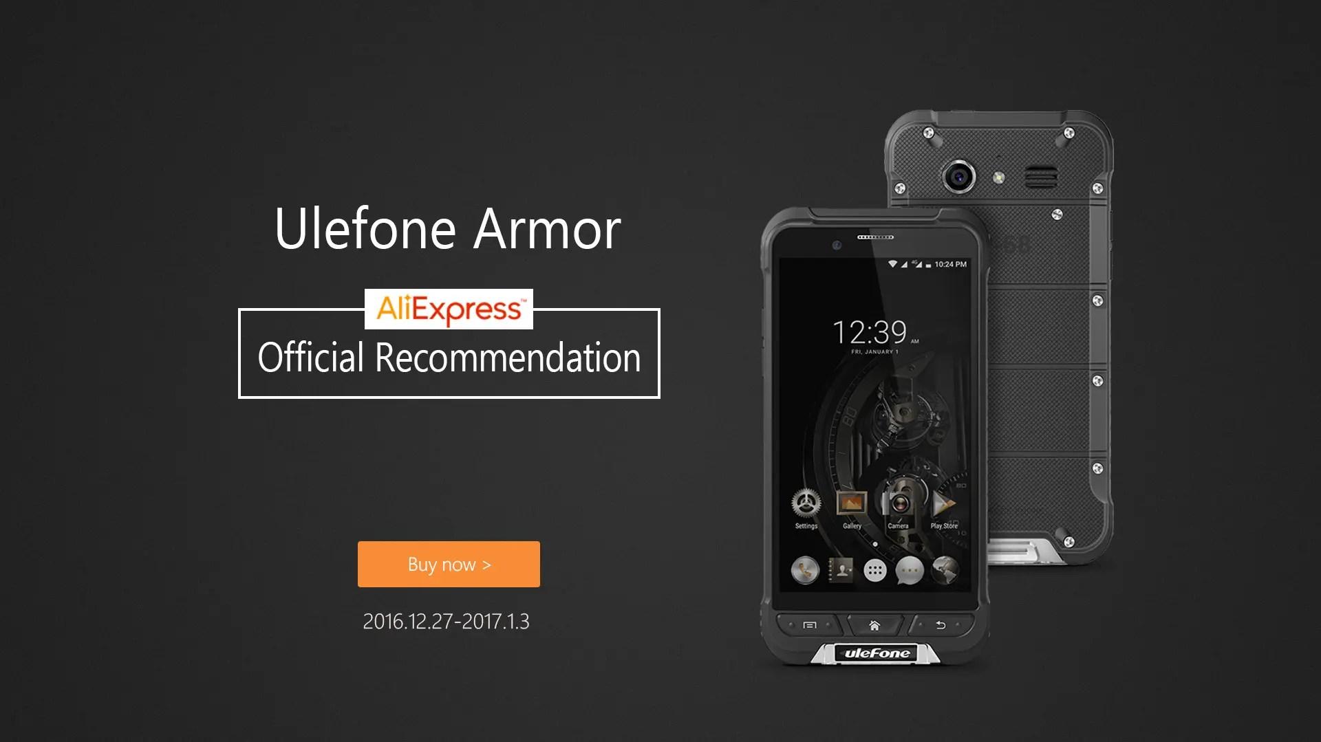 Mode emploi ulefone armor