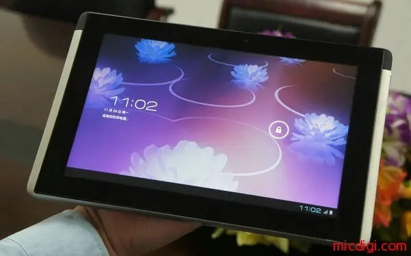Android ice-cream sandwich tablet available in China