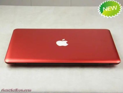 Knock off Macbook Pro Launched in time for Christmas in Festive Red and Silver!