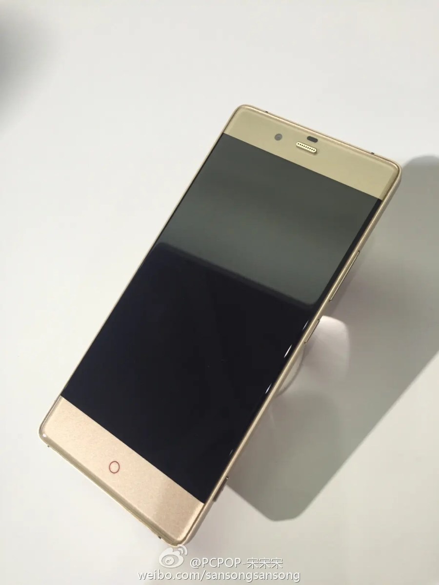 Borderless Nubia Z9 launched, full specifications