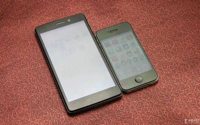 ktouch 5.7-inch phablet