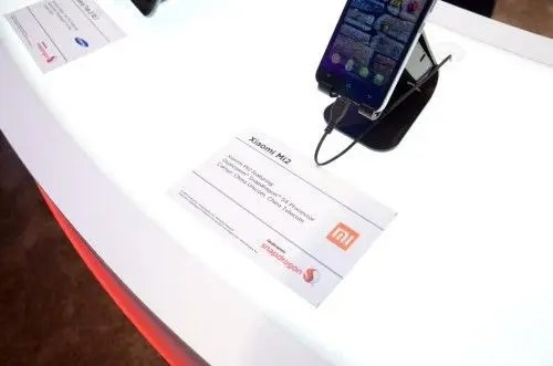 Xiaomi M2 spotted at CES!