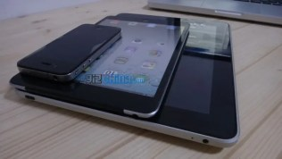 ipad mini iphone 4 and ipad size comparison