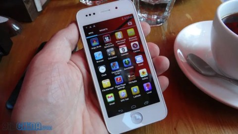 hero h2000+ iphone 5 clone review gizchina