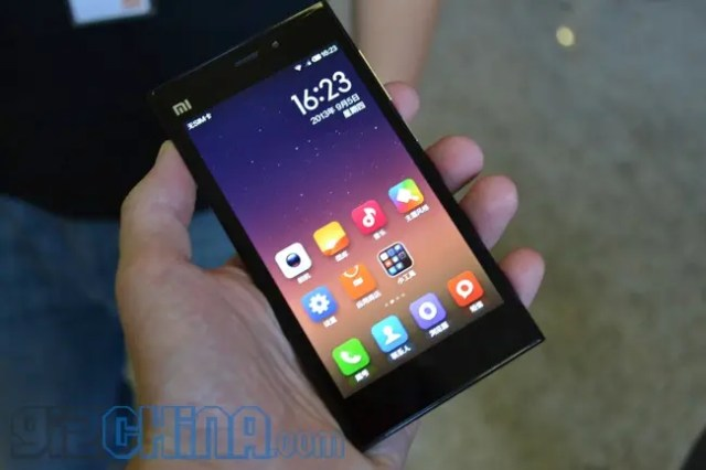 DSC 0518 Tegra 4 Xiaomi Mi3 will go on sale 15th October, Snapdragon 800 version not in production yet