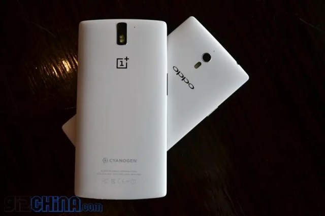 oneplus one hands on