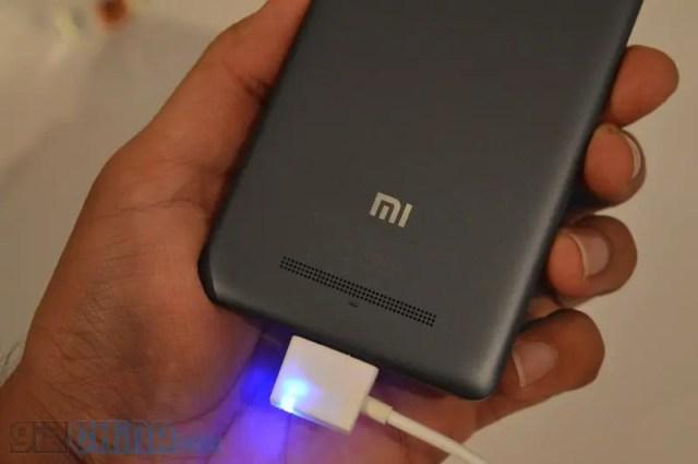 зарядка Xiaomi Mi4i