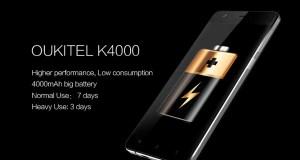 OUKITEL K4000
