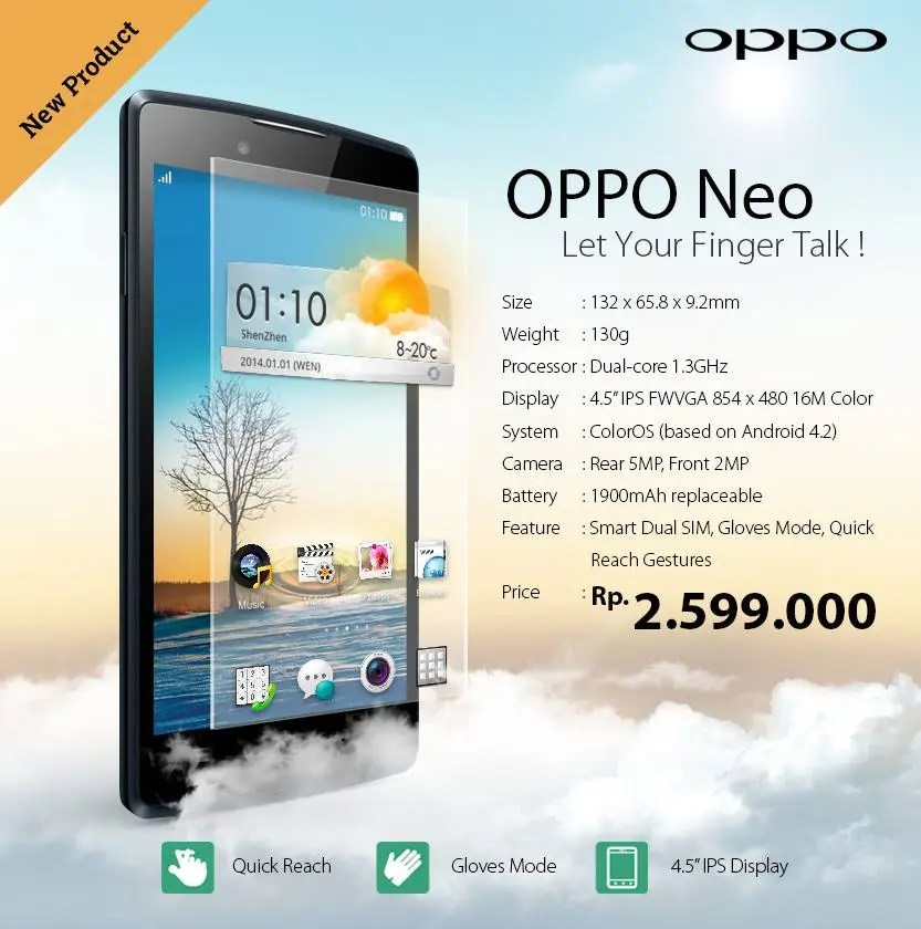 Oppo-Neo-official-image