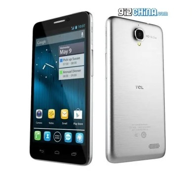 TCL S820 dual core android phone china TCL to launch S range of slim phones to become worlds thinnest Android phones!