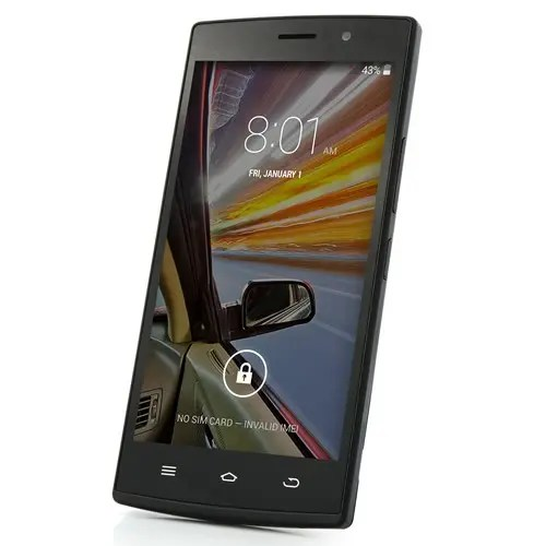 THL L969 black Top 5 4G LTE phones for less than $150 from China