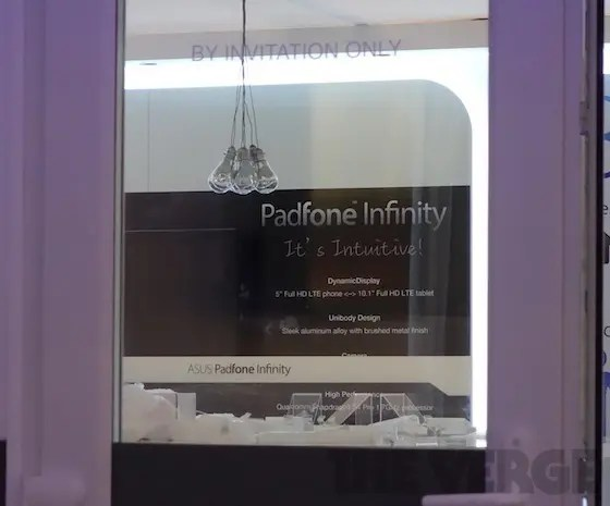 asus padfone infinity specifications