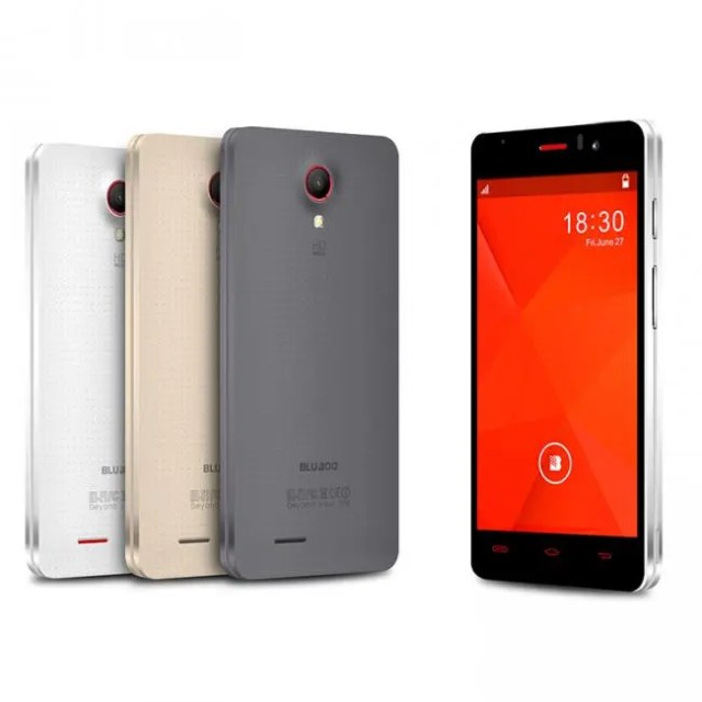 blueboo x4 Top 5 4G LTE phones for less than $150 from China