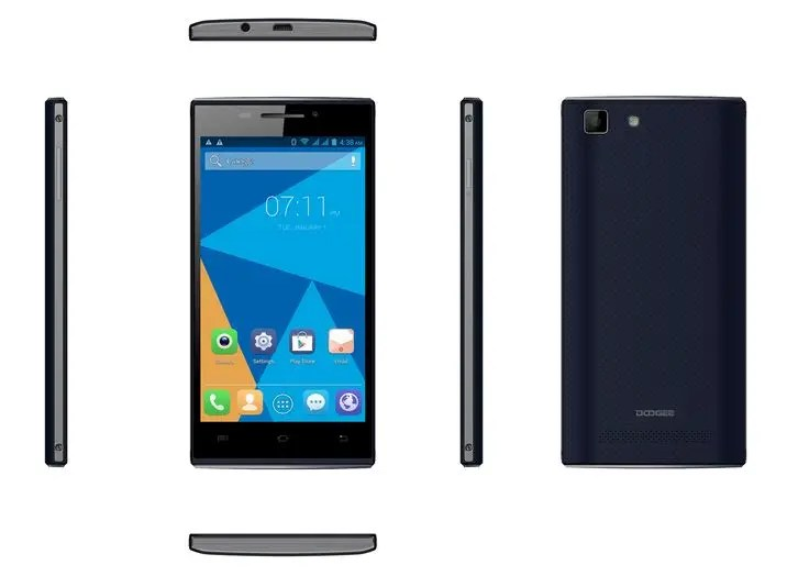 Doogee Turbo Mini F1