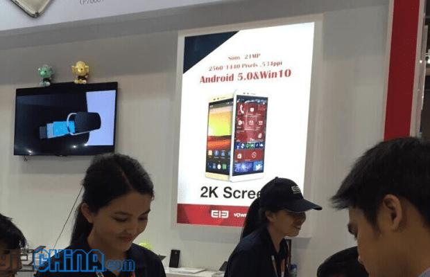 elephone leak 2k phone