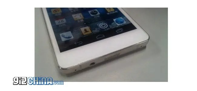 huawei ascend d2 leaked photos