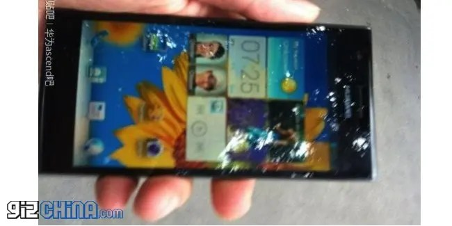 huawei ascend p2 leaked photos