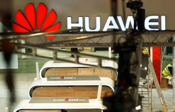 huawei ascend p2 mobile world congress