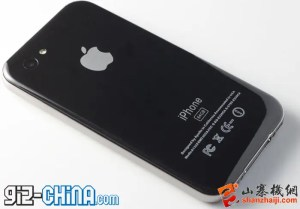 iphone 5 knock off 300x209 Fake iPhone 5 On Sale in China