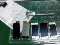 Next Generation iPhone 5S photographed in Foxconn factory!