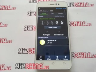 Exclusive: First JiaYu G4 Advanced hands on videos GizChina.es