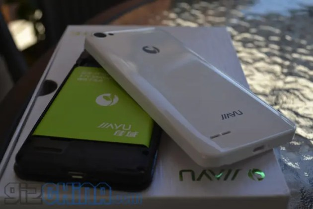 jiayu g4 back The Ultimate JiaYu G4 Review!