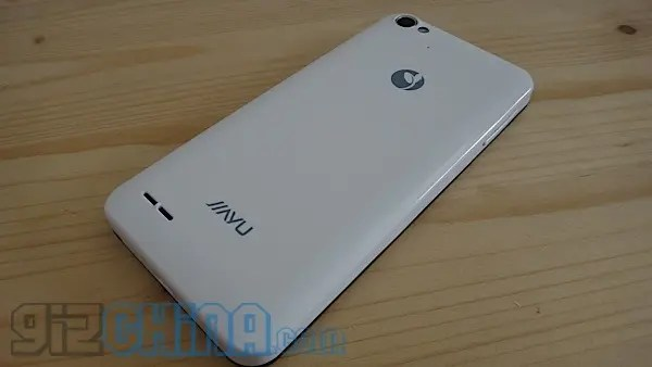 jiayu g4 hands on rear