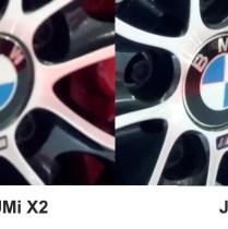 jiayu g4 vs umi x2 camera test