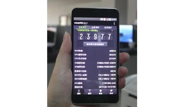 jiayu s1 specifications
