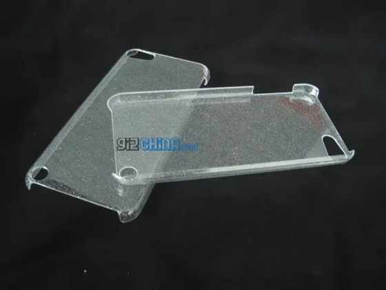 leaked ipod touch 5th gen case rear flash