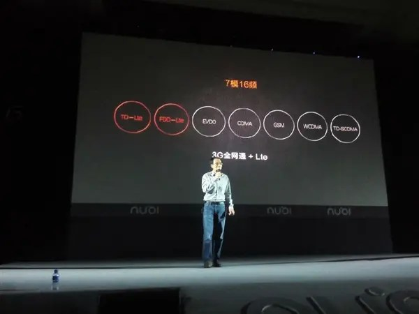 nubia x6 network Update: Nubia X6 launched with 6.44 inch 1080 display, dual SIM and Snapdragon 801