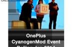 oneplus cyanogenmod event beijing
