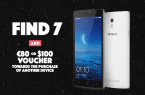 oppo find 7 black friday