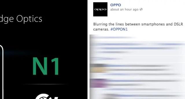 oppo n1 blur lines
