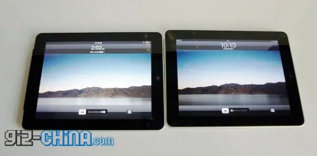 Top 6 New iPad Clones and Knock off from China!