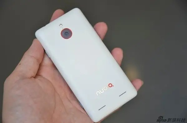 nubia z5 mini hands on photos