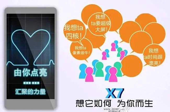 sheng x7 vs jiayu g4