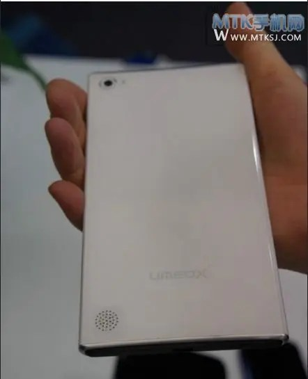 umeox 6 inch 1080hd phablet Umeox show off 6 inch 1080 phablet at MWC